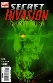 Secret Invasion Front Line Comics